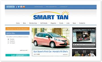 Portfolio - Smart Tan